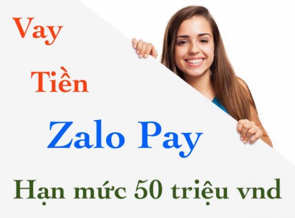 Vay tiền qua Zalo Pay trả góp