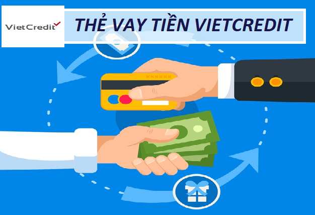 Thẻ vay tiền VietCredit