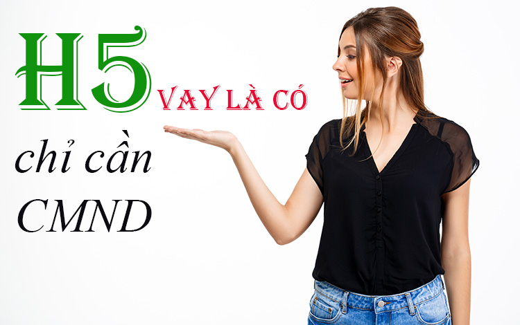 H5 vay tiền online
