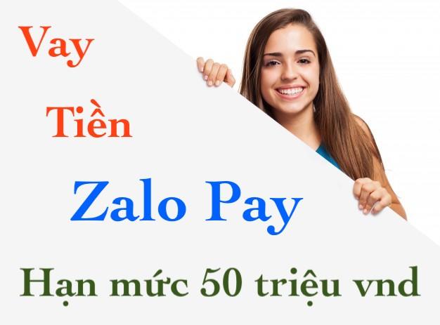 Vay tiền qua Zalo Pay