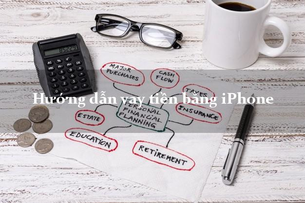 Vay tiền iPhone