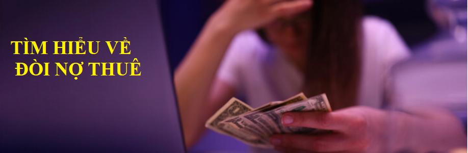 tìm hiểu đòi nợ thuê